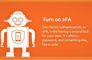 TWO FACTOR AUTHENTICATION – Why & How to use it