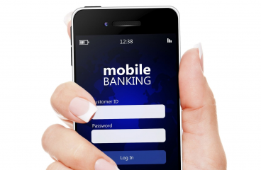 MOBILE BANKING FOR FINANCIAL SERVICES